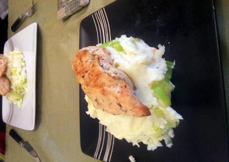 mozzarella-oozing rosemary  chicken