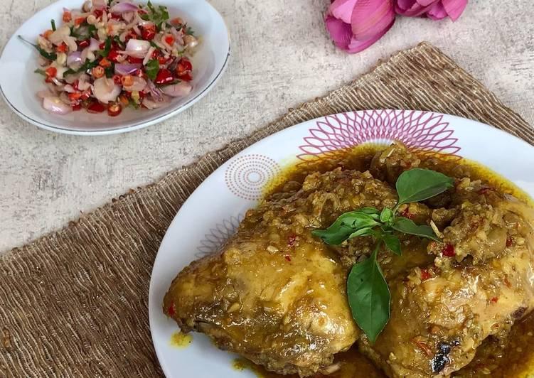 Ayam Betutu Asli Bali