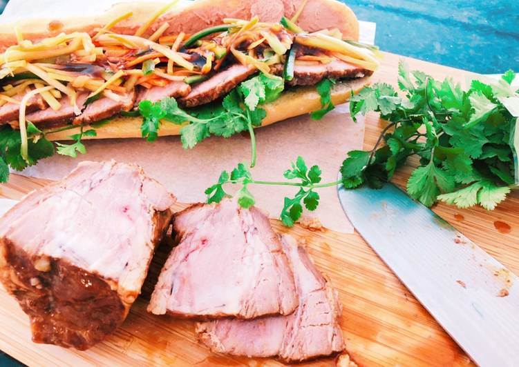 Simple Way to Prepare Quick Magical asian roast pork