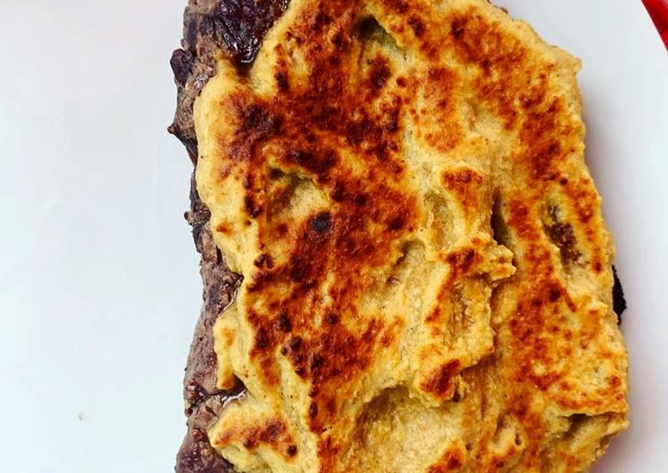 wie man kochen würzig Rinderfilet mit Parmesan- Honig – Senf- Kruste
