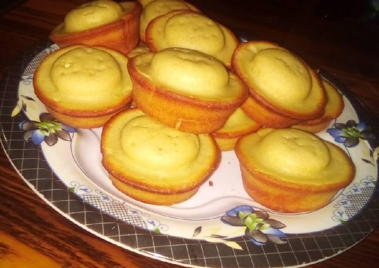 Steps to Prepare Favorite Cupcake