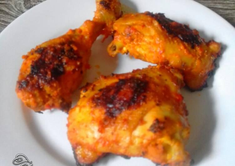 Ayam bakar padang 🍗