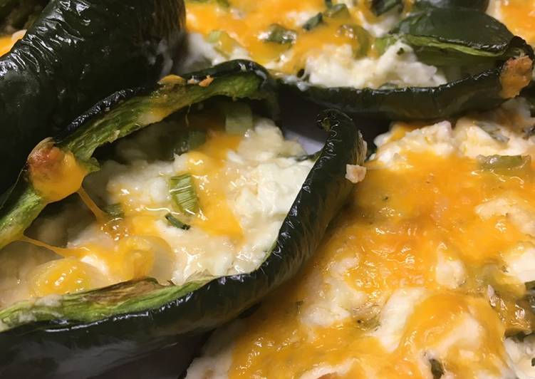 Recipe: Yummy Keto Friendly Jalapeño Poppers
