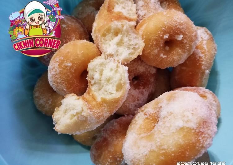 Donut dan coq kembong