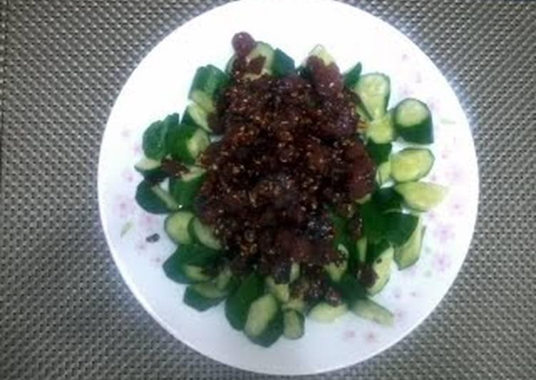 Steps to Prepare Quick Chinese Smoked Sausage With Garlic