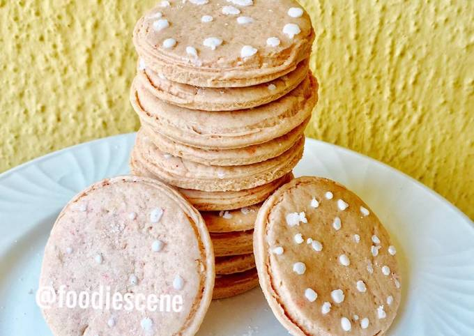 How to Make Yummy Cookies with icing design