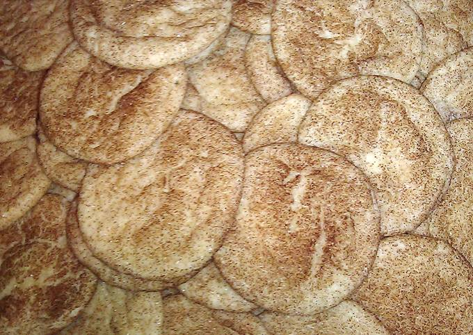 Easiest Way to Prepare Delicious Snicker Doodles