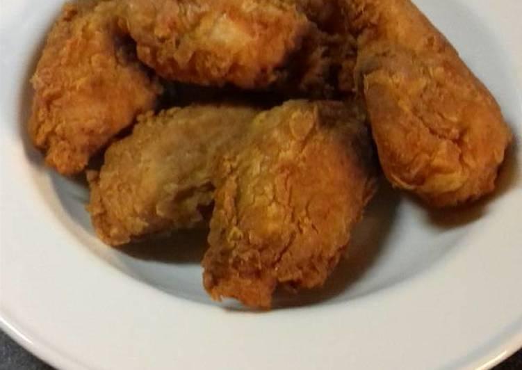 11 Resep: Ayam goreng ala KFC KW Untuk Pemula!