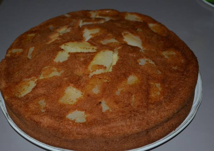 Le gâteau de 10
