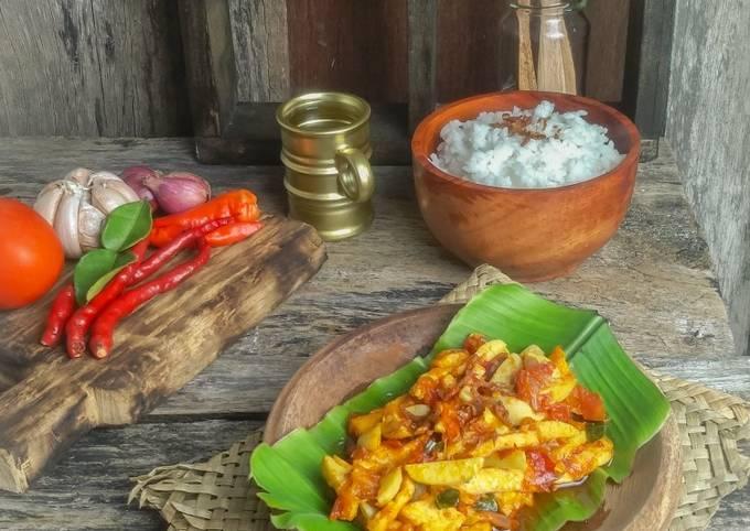 sambal bawang jengkol - resepenakbgt.com