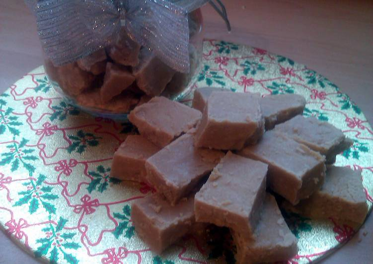 Vickys Scottish Tablet, Gluten, Dairy, Egg & Soy-Free