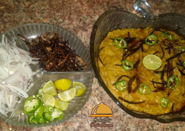 Beef haleem (reshay wali)