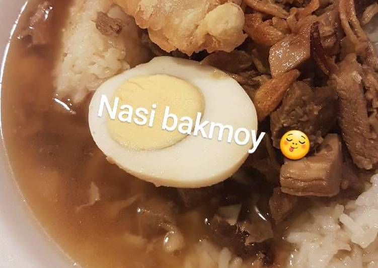 Recipe: Yummy Nasi Bakmoy