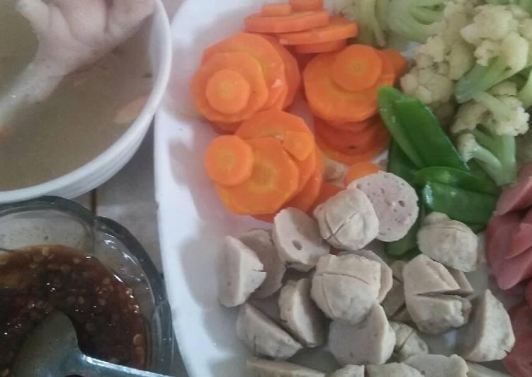 10 Resep: Sop sosis,bakso ayam yang Sempurna!