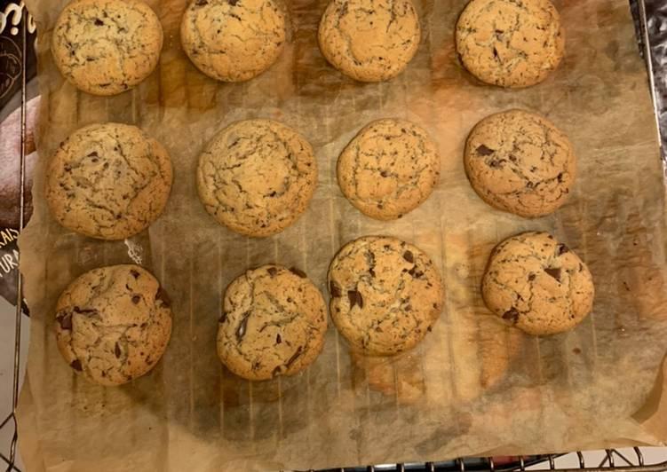 Recette Des Cookie 🍪