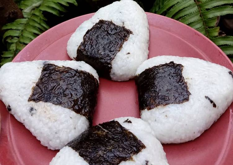 Onigiri Tongkol Mayo