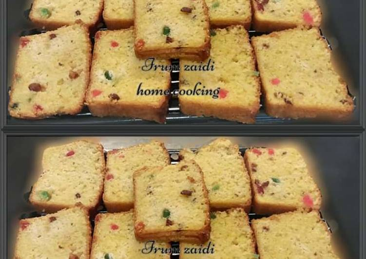 25 Minute Step-by-Step Guide to Prepare Award Winning 🎂🍒🍇🍊Light Fruit Cake🍇🍊🍒🎂