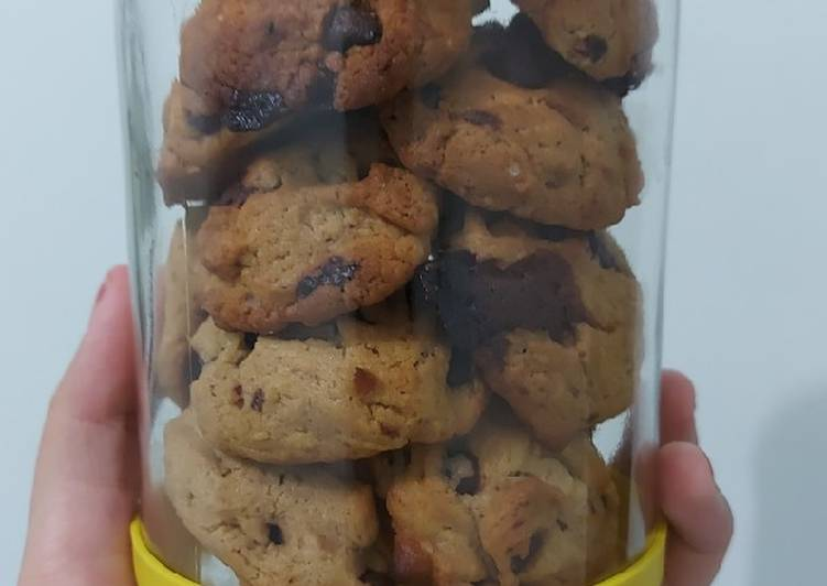 Chocolate Cookie Simple
