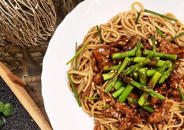 Recipe: Perfect Charlie Chan Pasta