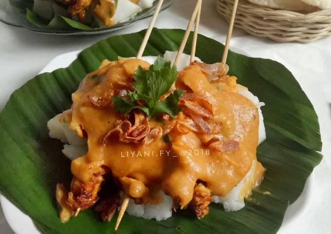 Resep Sate Ayam Padang Pr Recookrancakbana Oleh Dapoer Ummu4a Liyanify Cookpad