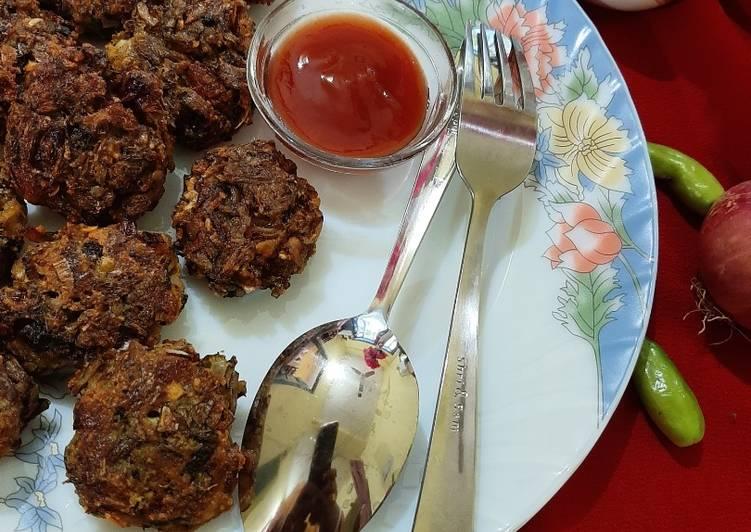 Recipe: Delicious Masoor mocha pakoda