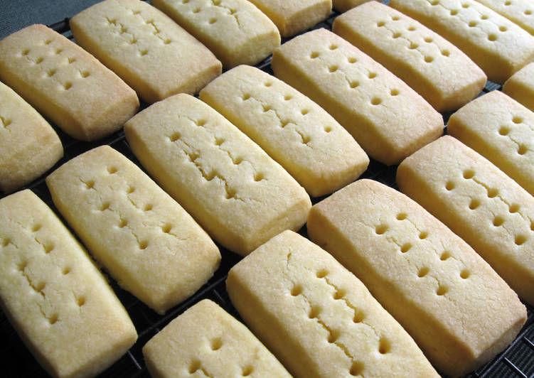 Shortbread Butter Biscuits
