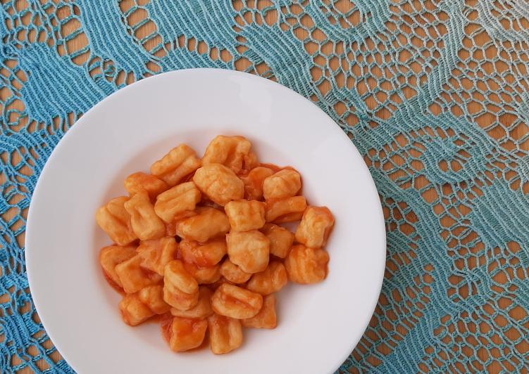 How to Make Tasty Polenta gnocchi