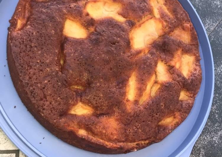 Moelleux pomme-amandes