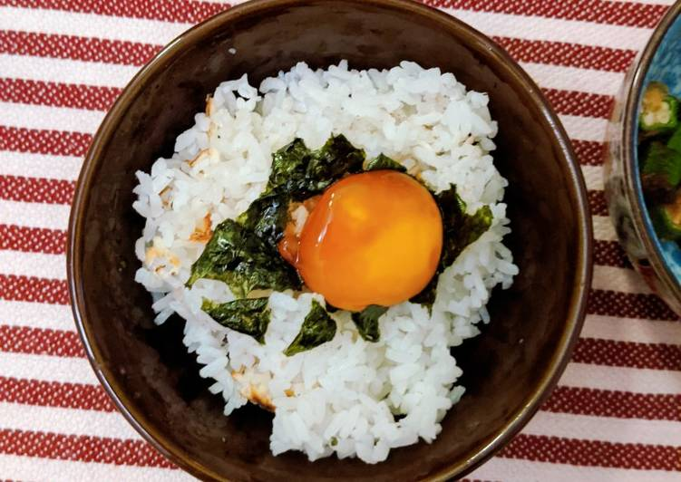 TKG, Japanese Egg Rice