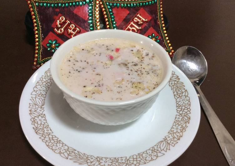 Steps to Make Any-night-of-the-week Dudhpak (Rice pudding)