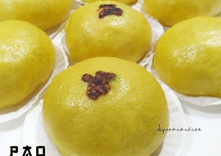 Bapao Labu Kuning