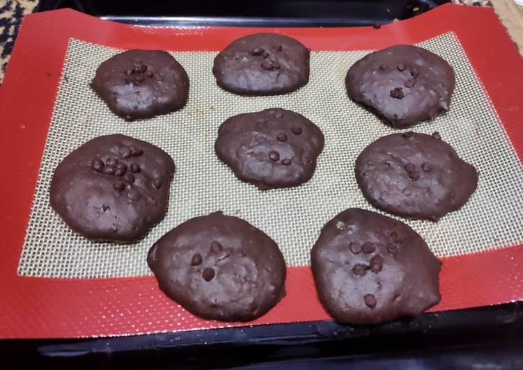 27. Chocochip cookies