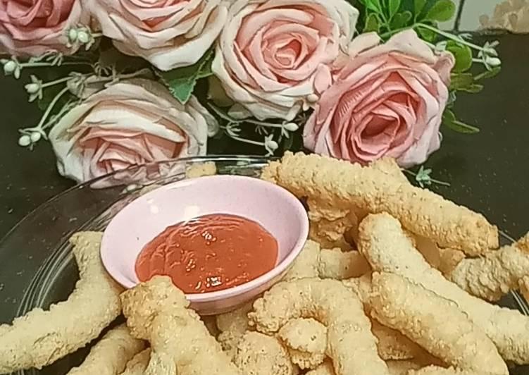 Cheetos Tahu yg katanya viral