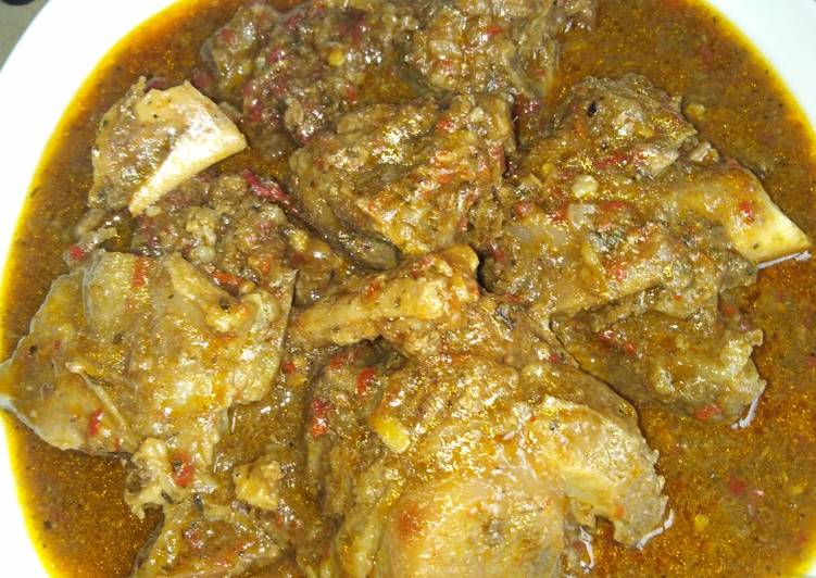 Foods That Can Make Your Mood Better Ram Pepper soup