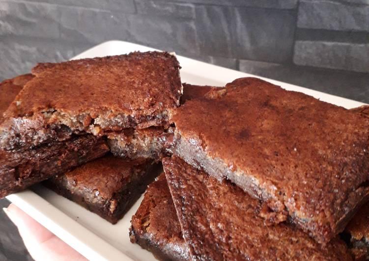 Brownies revisité