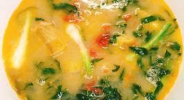 Hình ảnh món Canh cá chốt nấu chuối xanh