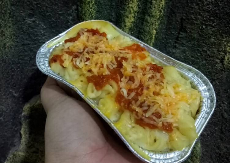Macaroni Schotel Kukus (Resep Simple)