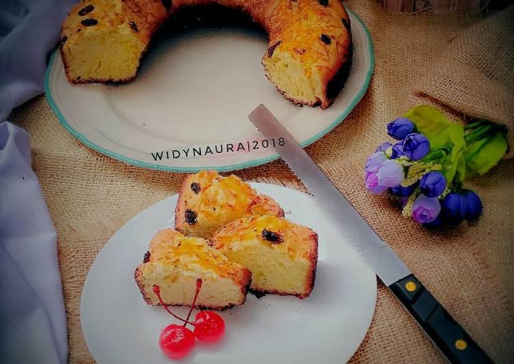 Brudel cake baking pan