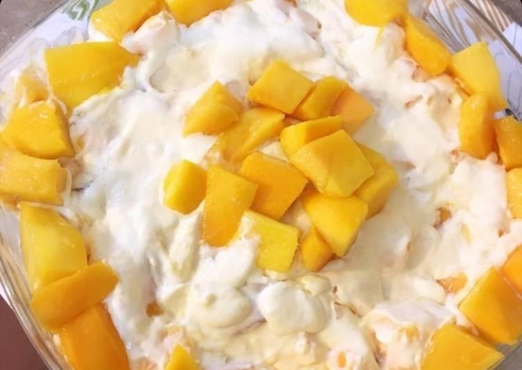 Mango Delight 😋