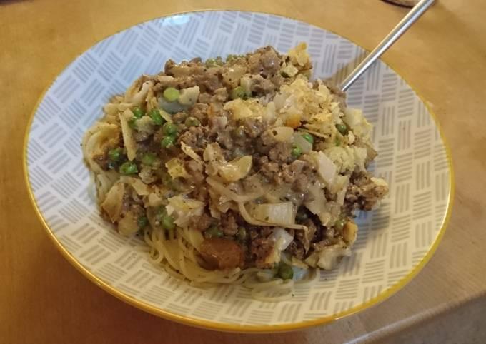 Nan's Chinese Casserole