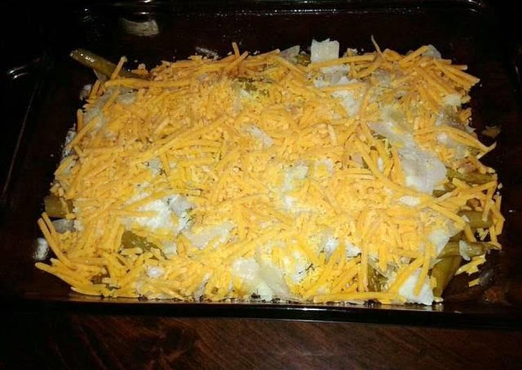 Recipe: Tasty Parmesan asparagus