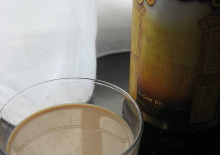 Make at Home! Kahlua Liquer in an Instant