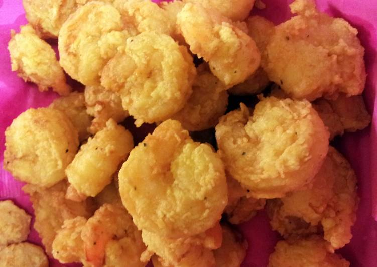 Angel's Fried Shrimp