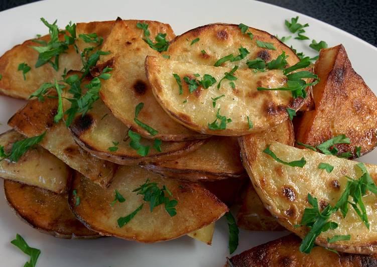 Brägele (Fried potatoes)