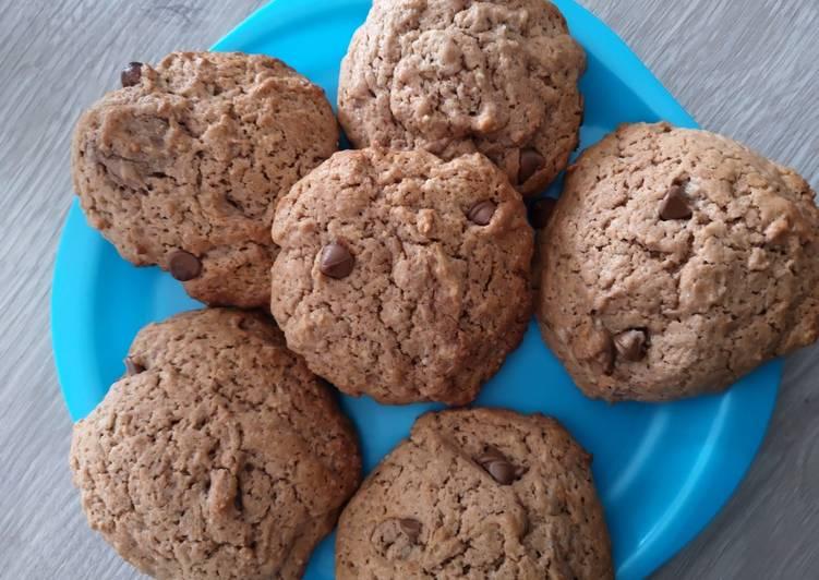 Recette De Cookies chocolat 🐻
