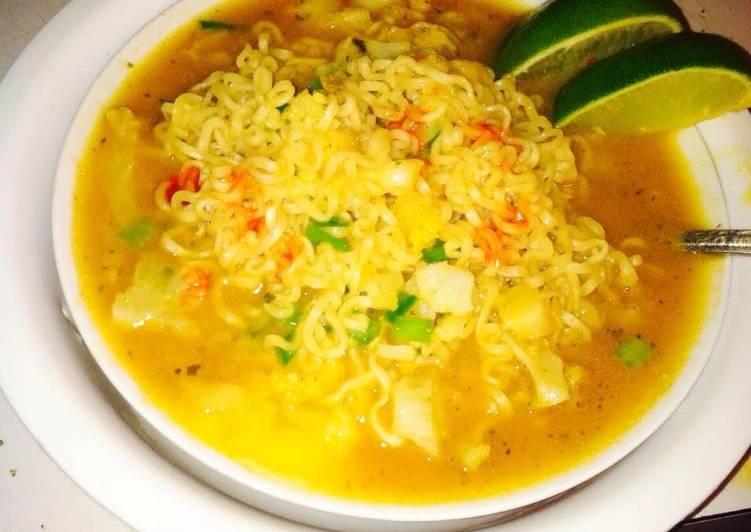 Ramen Noodles My Version ��
