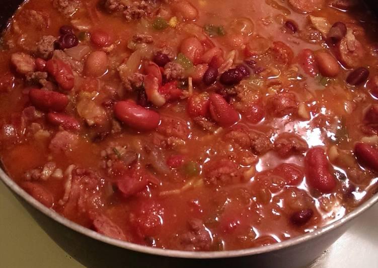 Simple Way to Prepare Quick Southwest Chili