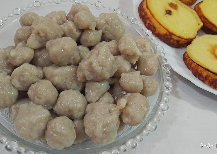 Cilok Daging Qurban