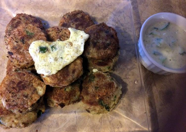 How to Prepare Any-night-of-the-week Delicious Spicy Potato Patties!