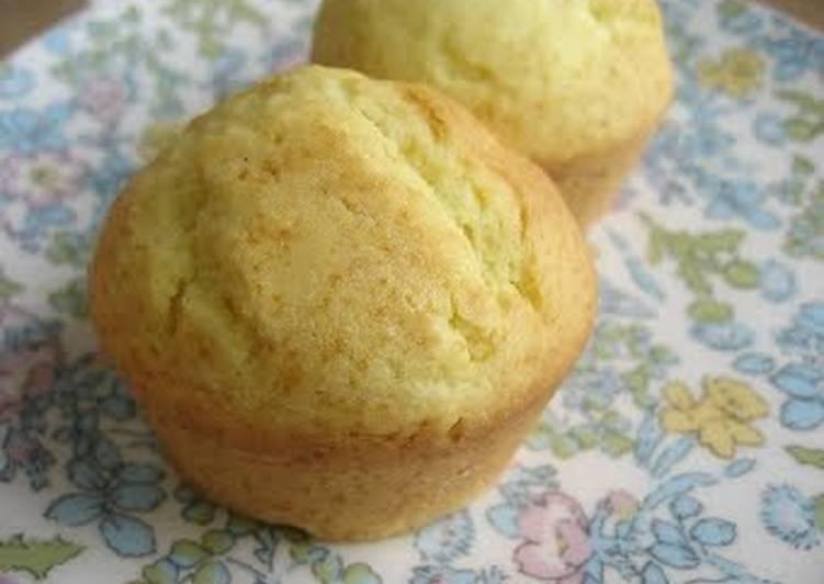 Just Mix and Bake Basic Plain Muffins